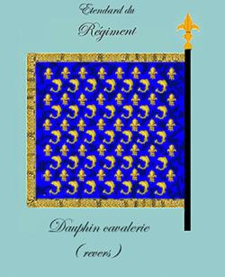 Régiment du Dauphin cavalerie