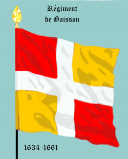 Régiment de Gassion...