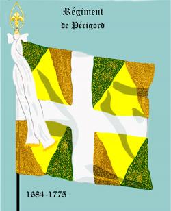 Régiment de Périgord...