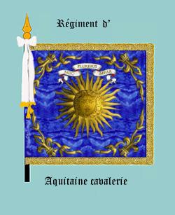 Régiment d'Aquitaine cavalerie