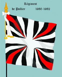 I : Régiment de Pollier