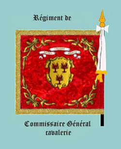 Régiment Commissaire Général cavalerie