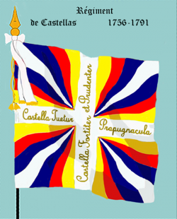 Régiment de Castellas