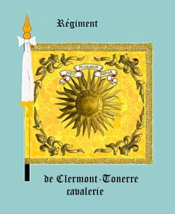 Régiment de Clermont-Tonnerre cavalerie