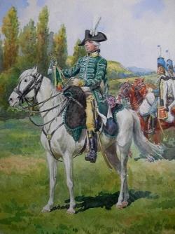 Le Lauzun Hussard