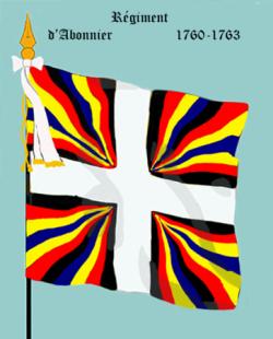 IX : Régiment d'Abonnier