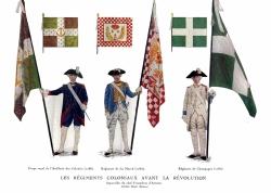 Artillerie des Colonies, La Marck, Champagne...