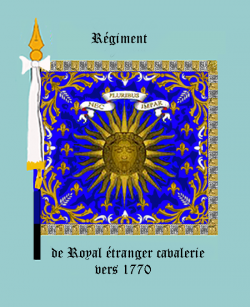 Régiment Royal Etranger Cavalerie