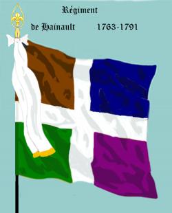 ...devenu Régiment de Hainault