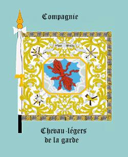 Compagnie des Cheavau-légers de la Garde