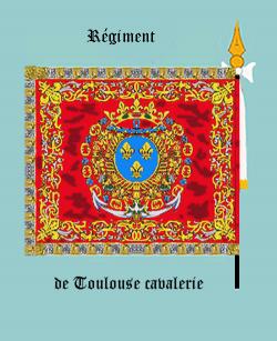 Le Penthièvre-dragons (Drapeau, revers)
