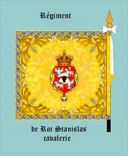 Régiment de Roi Stanislas cavalerie...