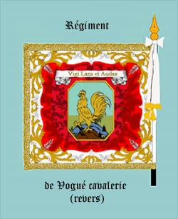 Régiment de Vogüé cavalerie