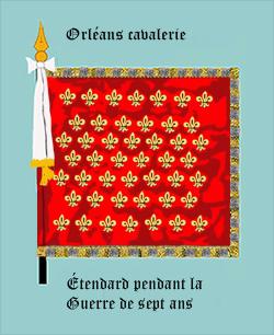 Orléanais cavalerie (Guerre de Sept ans)