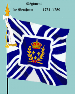 VII : Régiment de Bentheim