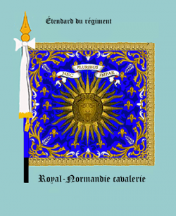 Royal Normandie cavalerie