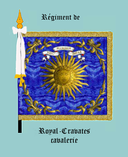Régiment de Royal Cravates