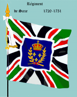 VI : Régiment de Saxe