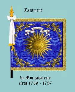 Régiment du Roi (en 1739)