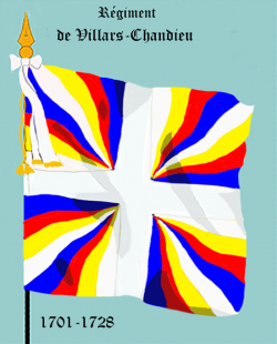 III : Régiment de Villars-Chandieu