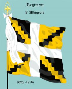 Régiment d'Albigeois