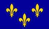 Bannière de France, Charles V
