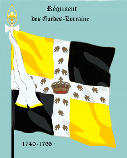 Régiment des Gardes-Lorraine...