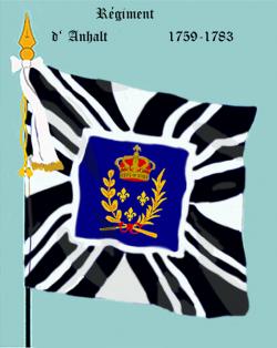VIII : Régiment d'Anhalt