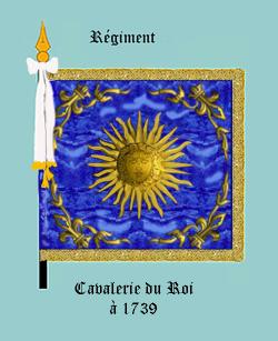 Régiment du Roi (jusqu'en 1739)