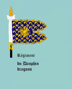 Le Régiment du Dauphin-dragons
