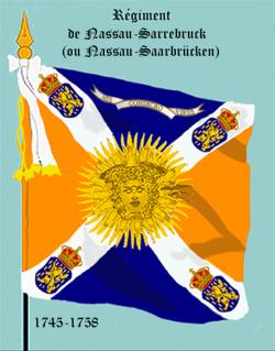 Régiment de Nassau Saarbrück
