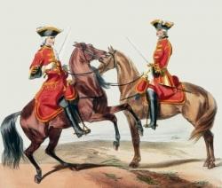 La cavalerie, les cavaleries... (II)