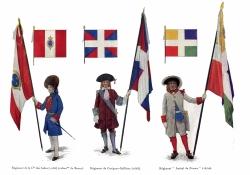 Cie des Indes, Carignan-Salières, Amiral de France