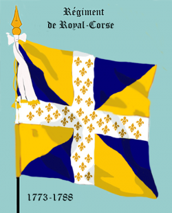 Régiment Royal Corse (en 1773)