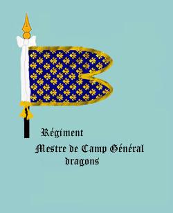 Le Mestre-de camp général dragons