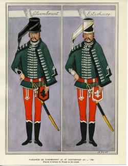 Les Hussards d'Esterhazy