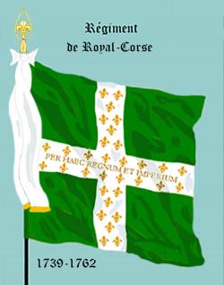 Régiment Royal Corse (jusqu'en 1762)