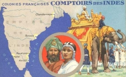 Rêves d'Empire : Comptoirs des Indes...(II/II)