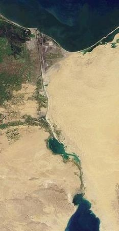 Le Canal de Suez