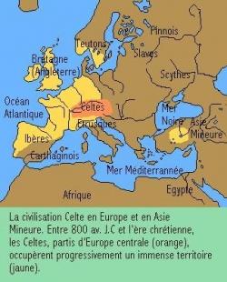 Puis viennent les Celtes, ou Gaulois... (I)
