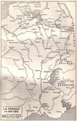 Après les Traités de 1815... (II)