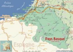 Le plus ancien peuplement connu : les Basques...