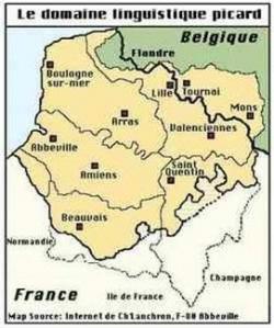 L'exemple de la Picardie...
