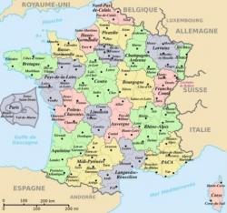 Depuis 1955, des Régions...