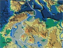 Le mystérieux voyage d'Euthymènes...