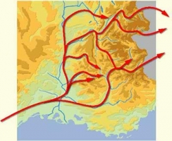 Routes d'Hannibal...