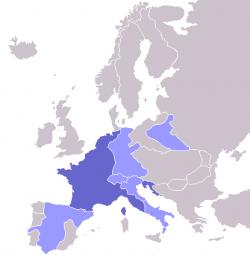 1811 : L'Empire napoleonien à son apogée...