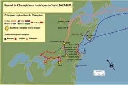 Navigateurs (IV) : Samuel de Champlain