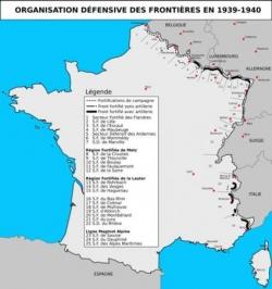 La Ligne Maginot, illusion de sécurité...