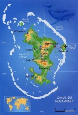 2009/2011 : Mayotte devient Française